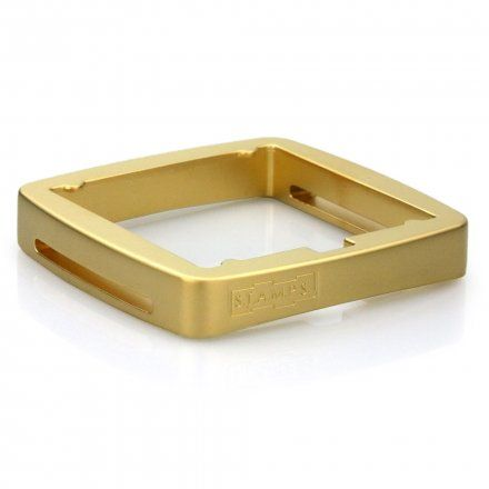 Ramka S.T.A.M.P.S. Full Metal Jack Gold Matt 102291 1201