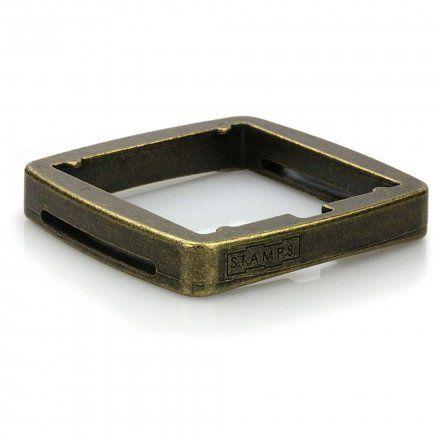 Ramka S.T.A.M.P.S. Full Metal Jack Gold Vintage 102291 1202