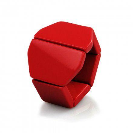 Bransoleta S.T.A.M.P.S. Belta-Y Red 102563 1700