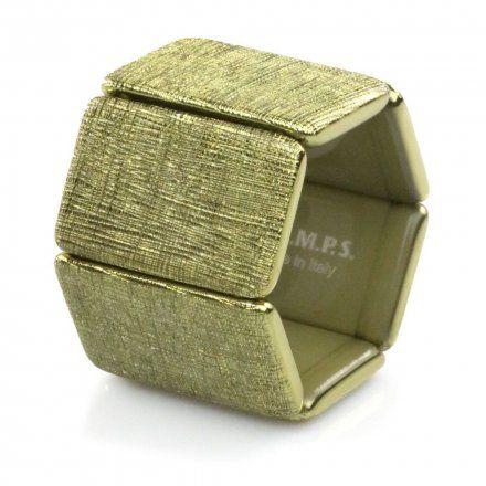Bransoleta S.T.A.M.P.S. Belta Structure Gold 103805 1200