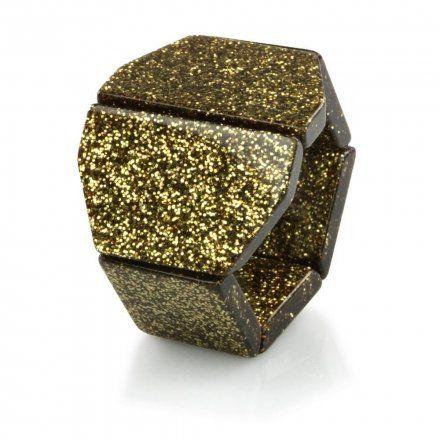 Bransoleta S.T.A.M.P.S. Belta-Y Glitter Gold 104342 1200
