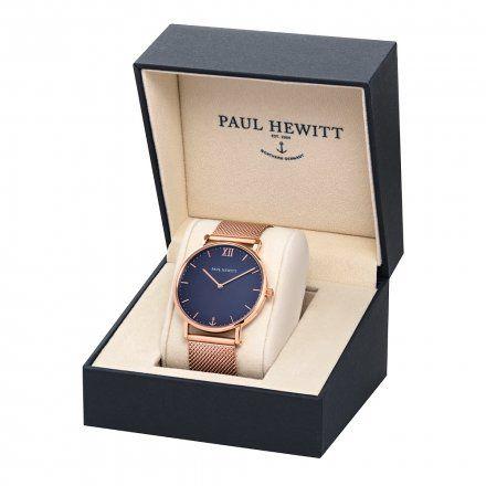 Zegarek Paul Hewitt Sailor Line Rose Gold PH-SA-R-SM-B-4M