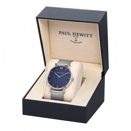 Zegarek Paul Hewitt Sailor Line Silver PH-SA-S-ST-B-4S
