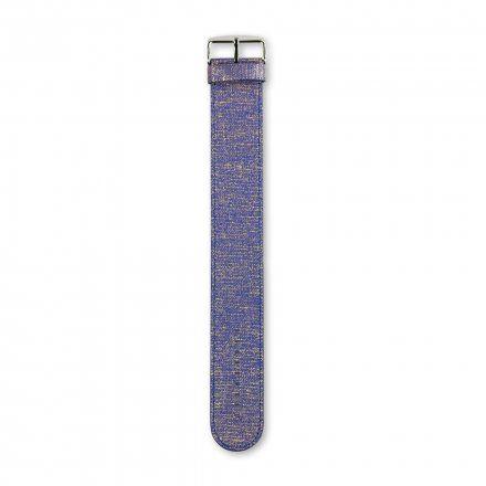 Pasek S.T.A.M.P.S. Antique Leather Blue 104923 2700