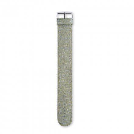 Pasek S.T.A.M.P.S. Antique Leather Silver 104923 4200