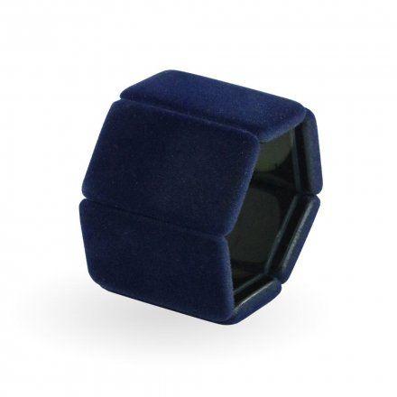 Bransoleta S.T.A.M.P.S. Belta Velvet Dark Blue 105310 2800