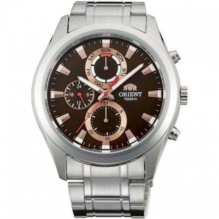 ORIENT FUY07002T0 Zegarek Japońskiej Marki Orient FUY07002T