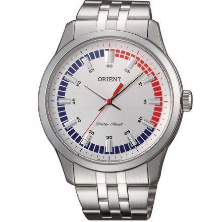ORIENT SQC0U004W0 Zegarek Japońskiej Marki Orient SQC0U004W