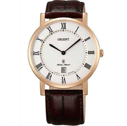 ORIENT FGW0100EW0 Zegarek Kwarcowy Japońskiej Marki Orient