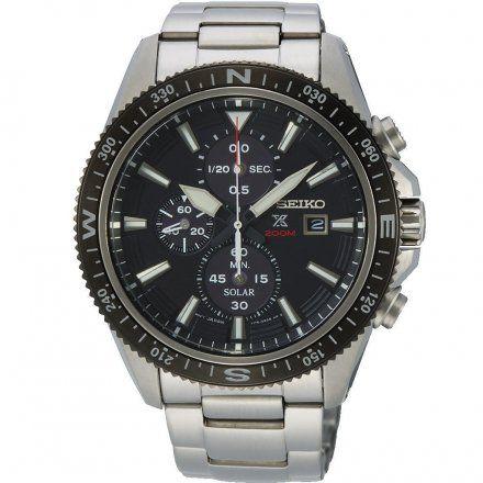Seiko SSC705P1 Zegarek Męski SSC705P1 Prospex Solar Chronograph