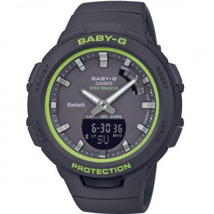 Zegarek Casio BSA-B100SC-1AER Baby-G BSA B100SC 1A