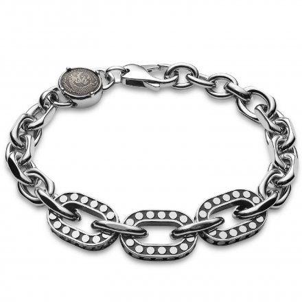 Biżuteria Diesel - Bransoleta DX1166040