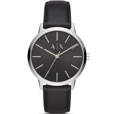 AX2703 Armani Exchange Cayde zegarek AX z paskiem