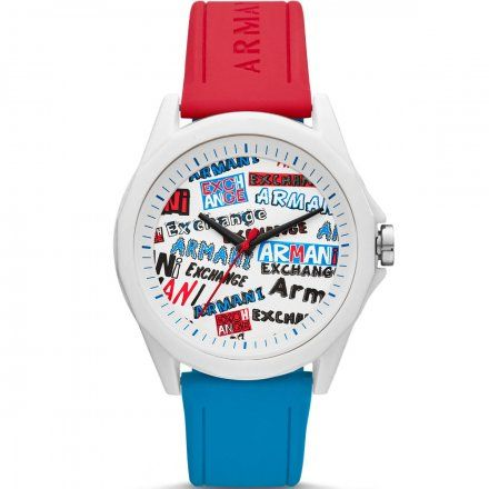 AX2637 Armani Exchange DREXLER zegarek AX z paskiem