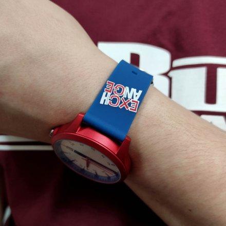 AX2409 Armani Exchange HAMPTON zegarek AX z paskiem