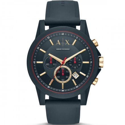 AX1335 Armani Exchange OUTERBANKS zegarek AX z paskiem