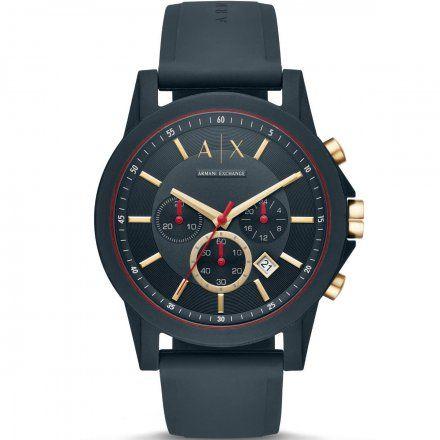 AX1335 Armani Exchange OUTERBANKS zegarek AX z paskiem
