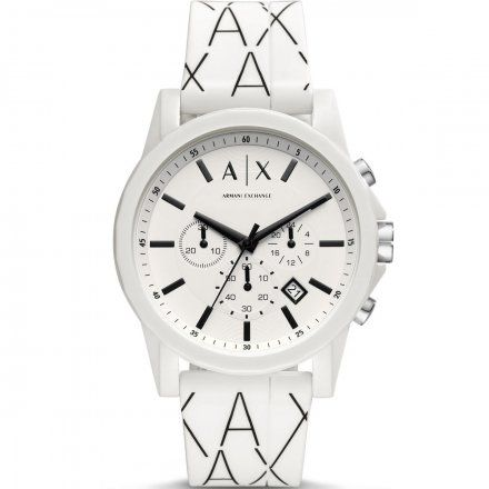 AX1340 Armani Exchange OUTERBANKS zegarek AX z paskiem