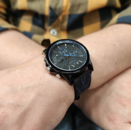 AX1342 Armani Exchange OUTERBANKS zegarek AX z paskiem