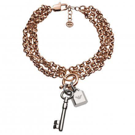 Bransoletka Emporio Armani EGS2575221 Oryginalna Biżuteria EA