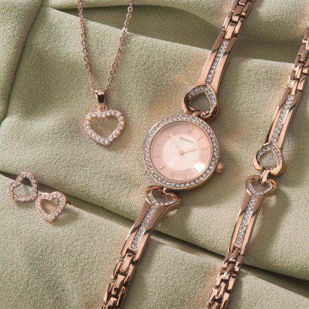 Zegarek damski Sekonda + Biżuteria 2363 Zestaw 2363G