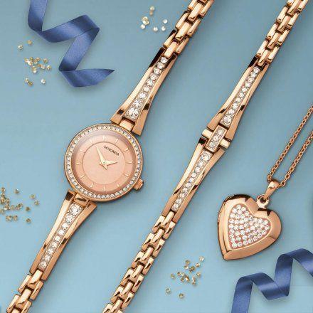 Zegarek damski Sekonda + Biżuteria 2533 Zestaw 2533G