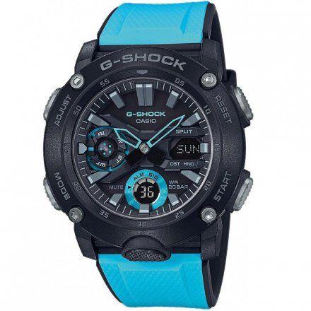 Zegarek Casio GA-2000-1A2ER G-Shock GA 2000 1A2