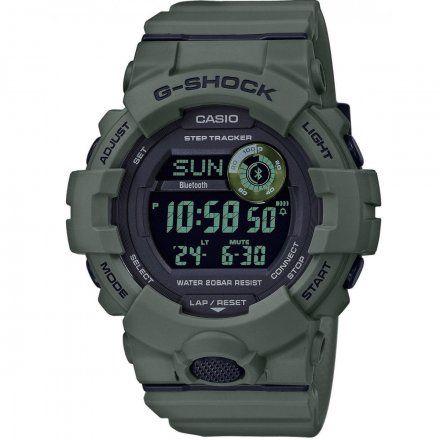 Zegarek Casio GBD-800UC-3ER G-Shock G-SQUAD GBD 800UC 3