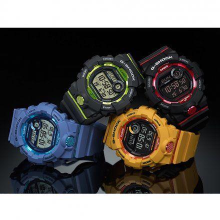 Zegarek Casio GBD-800UC-8ER G-Shock G-SQUAD GBD 800UC 8ER