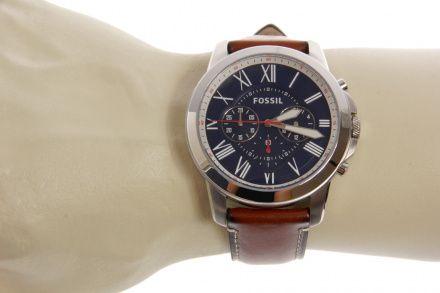 Fossil FS5210IE Grant - Zegarek Męski