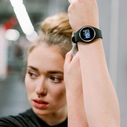 Smartwatch Garett Women Ida czarny