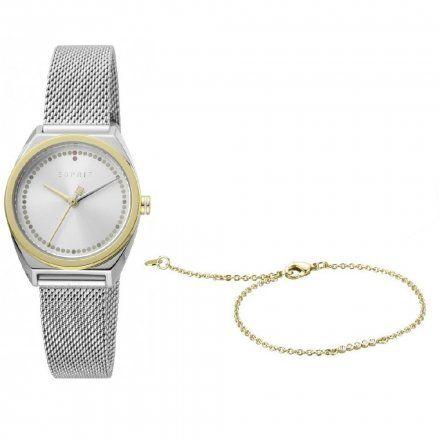 Zegarek Esprit ES1L100M0085 + Bransoletka