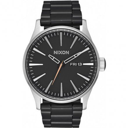 Zegarek Nixon SENTRY SS BLACK/STEEL A3562541