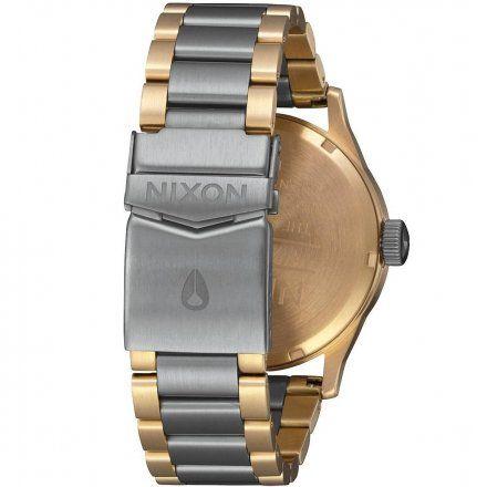 Zegarek Nixon SENTRY SS GUNMETAL/GOLD A356595