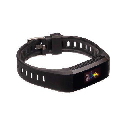 Smartband, Opaska Sportowa Garett Fit 26 GPS czarny