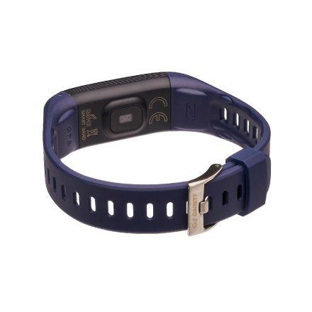 Smartband, Opaska Sportowa Garett Fit 26 GPS niebieski