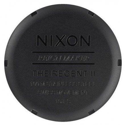 Zegarek męski Nixon Regent II SS A9631001