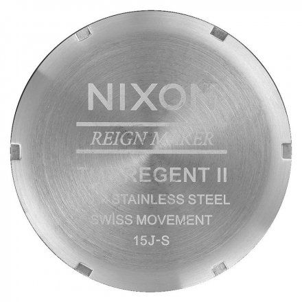 Zegarek męski Nixon Regent II SS A9632372