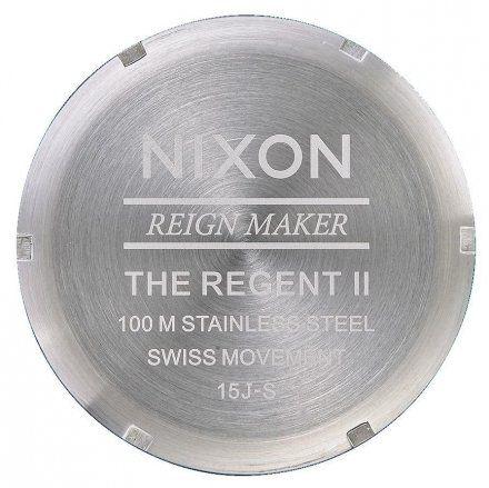 Zegarek męski Nixon Regent II SS A9732342