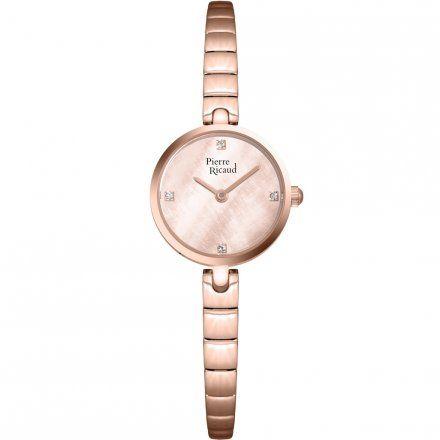 Pierre Ricaud P21035.914LQ  Zegarek - Niemiecka Jakość