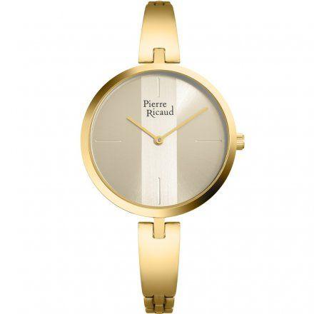 Pierre Ricaud P21036.1101Q Zegarek - Niemiecka Jakość