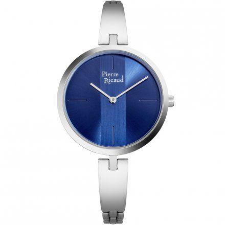 Pierre Ricaud P21036.5105Q Zegarek - Niemiecka Jakość