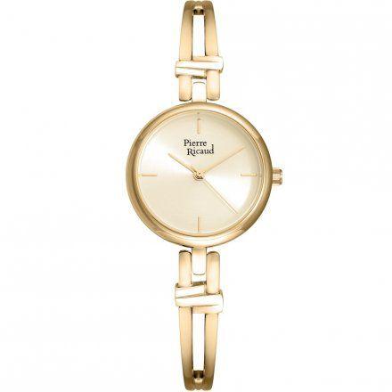 Pierre Ricaud P21037.1111Q Zegarek - Niemiecka Jakość