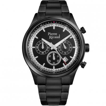 Pierre Ricaud P97207.B114CH Zegarek - Niemiecka Jakość