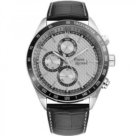 Pierre Ricaud  P97224.Y257QF2  Zegarek - Niemiecka Jakość