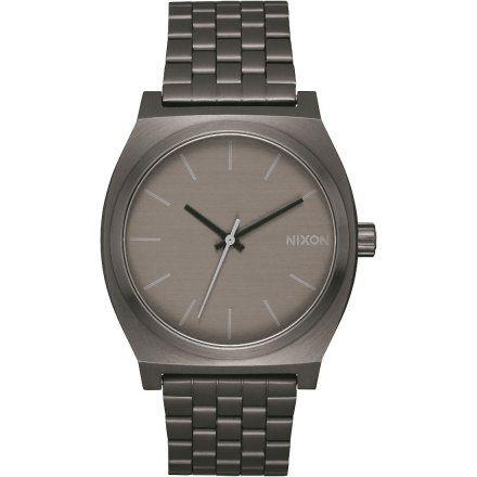 Zegarek Nixon Time Teller All Gunmetal - Nixon A0452090