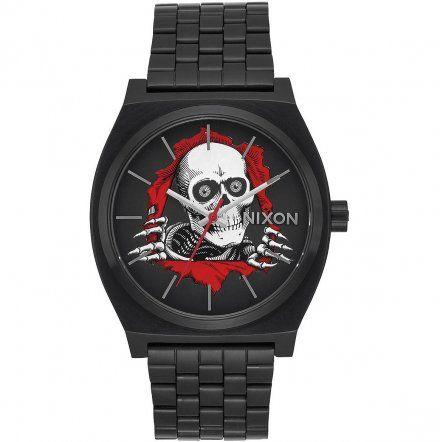 Zegarek Nixon Time Teller Powell Peralta Bones Brigade - Nixon A0452748