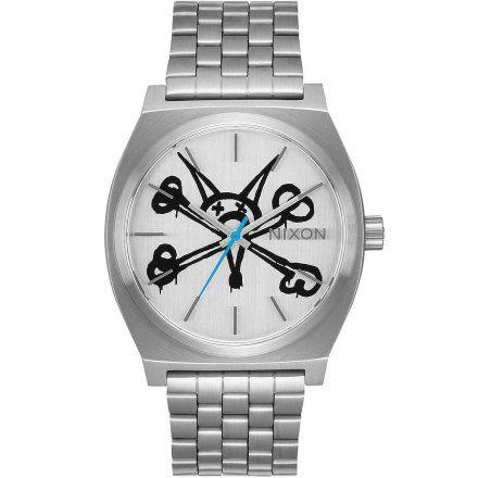 Zegarek Nixon Time Teller Powell Peralta Bones Brigade - Nixon A0452749
