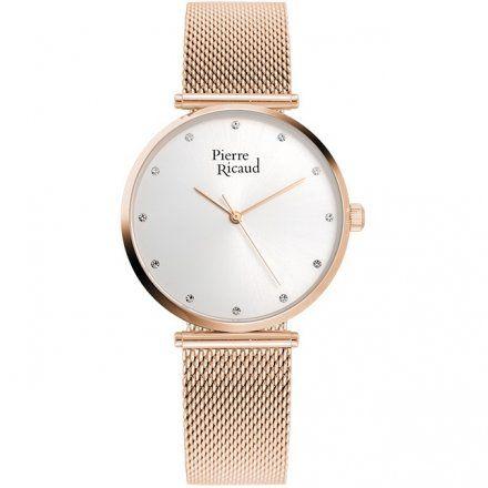 Pierre Ricaud P22035.91R3Q Zegarek - Niemiecka Jakość