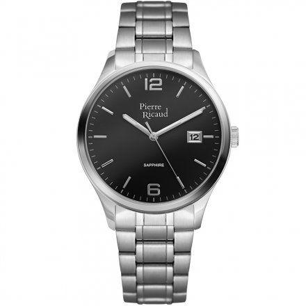 Pierre Ricaud P91086.5154Q Zegarek - Niemiecka Jakość